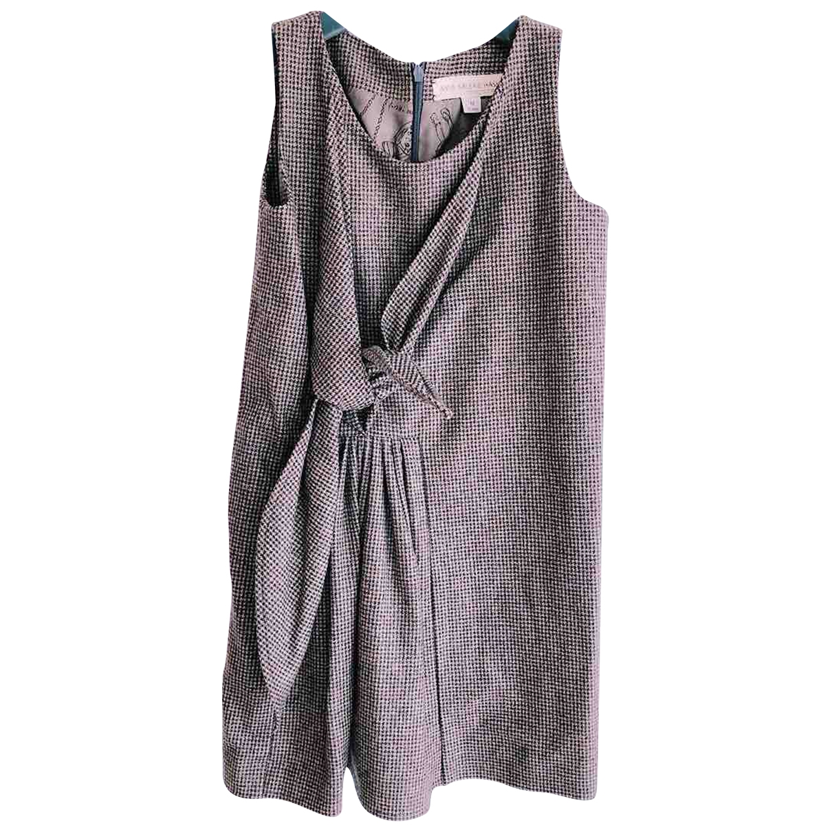 Anne Valerie Hash \N Brown Wool dress for Kids 8 years - up to 128cm FR