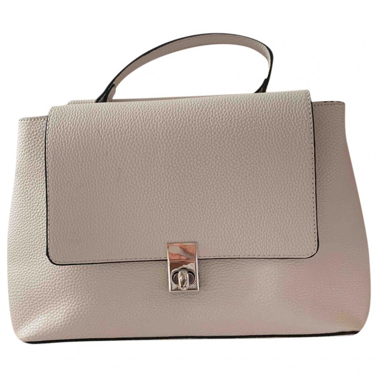 Mango \N White handbag for Women \N