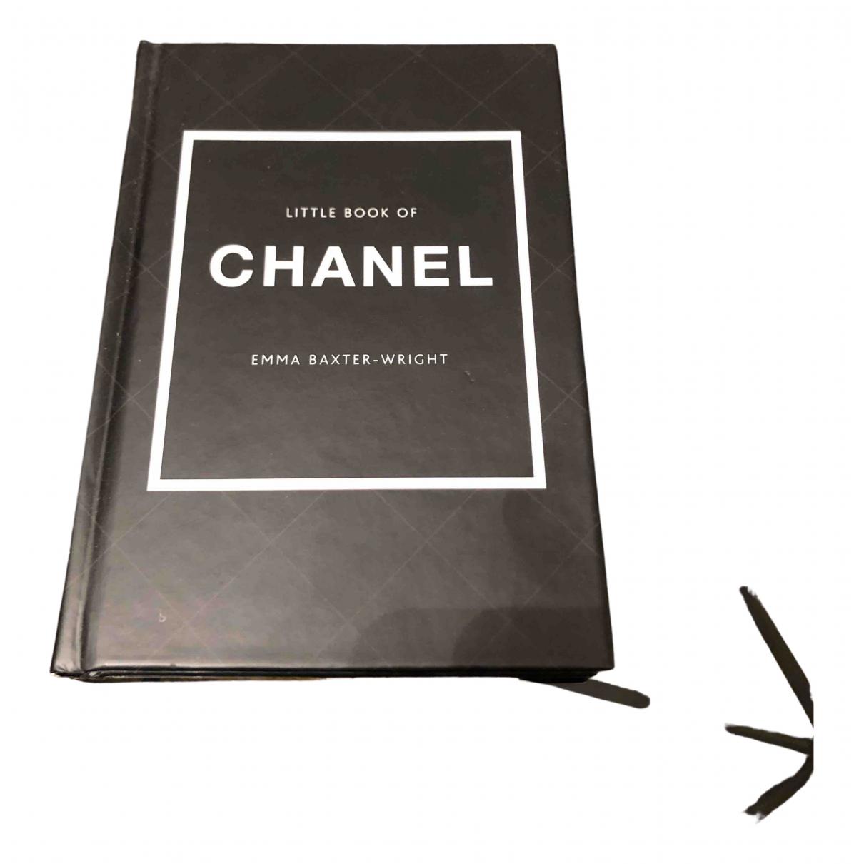 Chanel \N Mode in  Schwarz Baumwolle