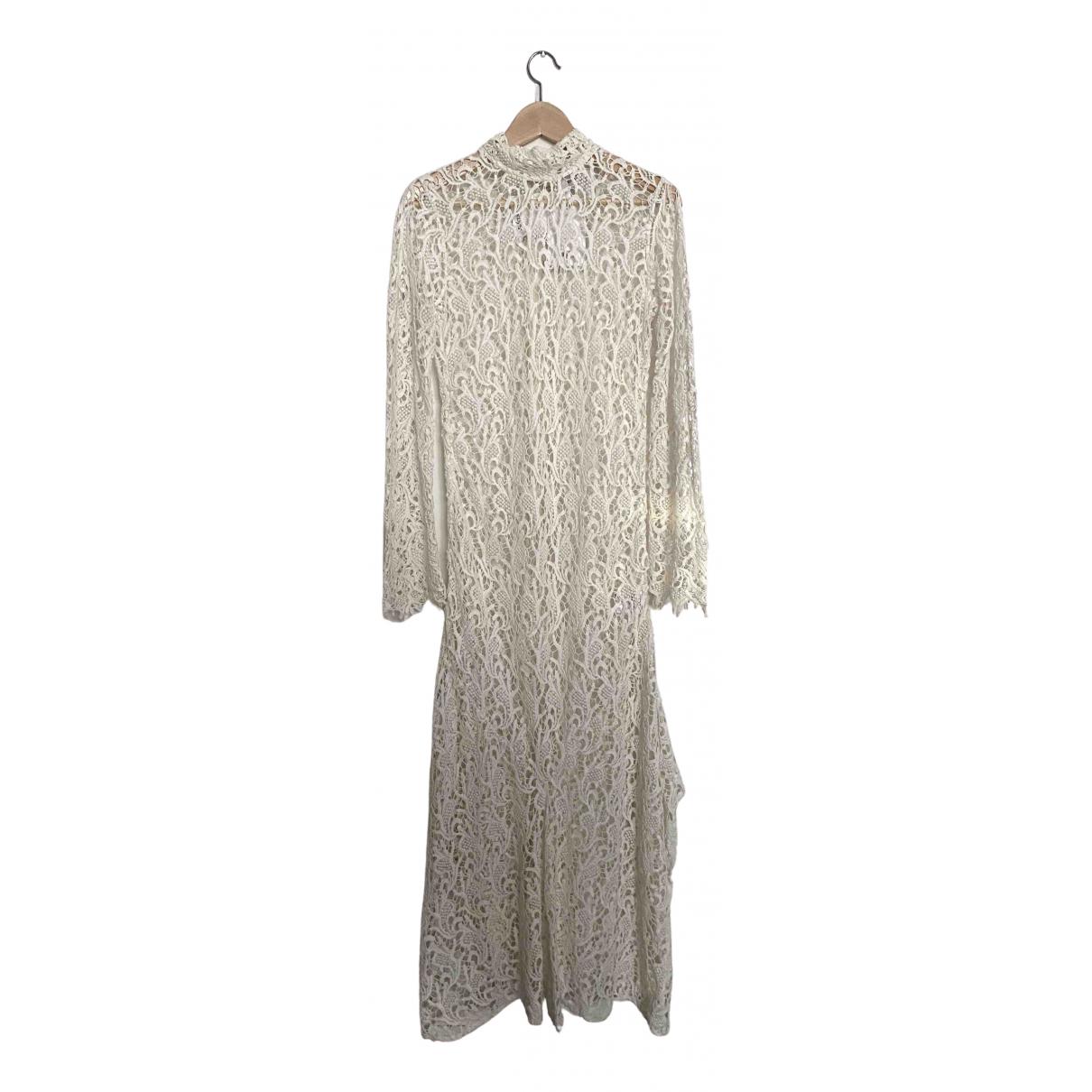 Rodebjer N Ecru Cotton dress for Women S International