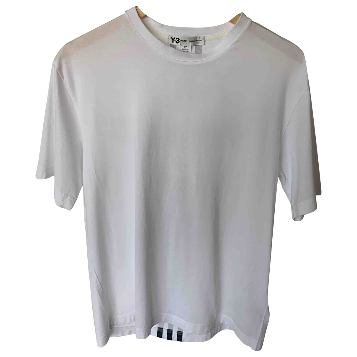 Y-3 \N White Cotton T-shirts for Men S International
