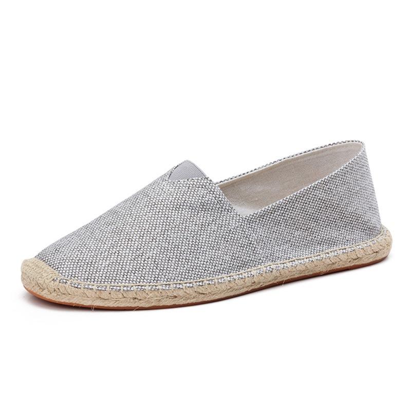 Ericdress Plain Slip-On Flat Heel Closed Toe Thin Shoes