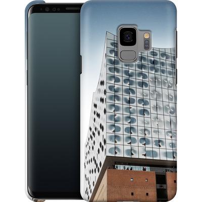 Samsung Galaxy S9 Smartphone Huelle - Elbphilharmonie von caseable Designs