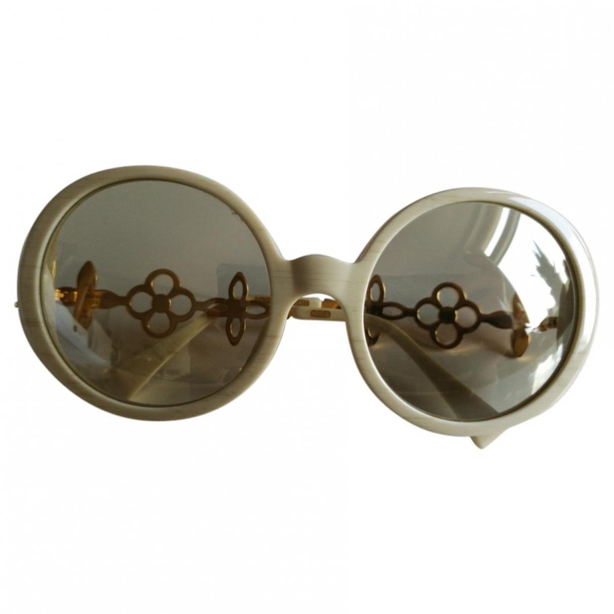 Louis Vuitton \N Sonnenbrillen in Kunststoff