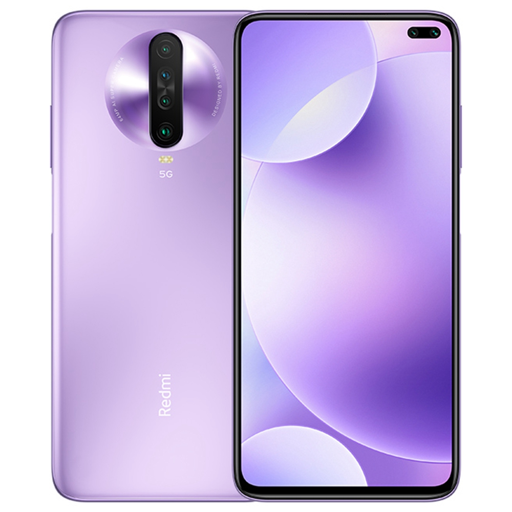 Xiaomi Redmi K30 5G Smartphone 8GB 256GB Purple
