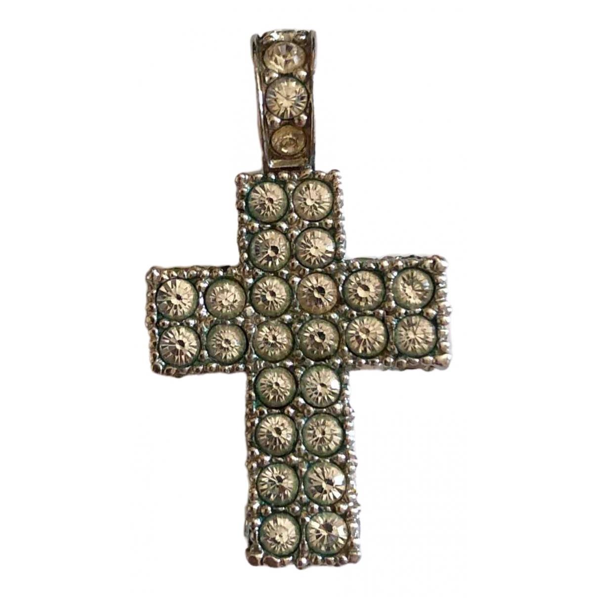 Swarovski - Pendentif   pour femme en cristal - argente