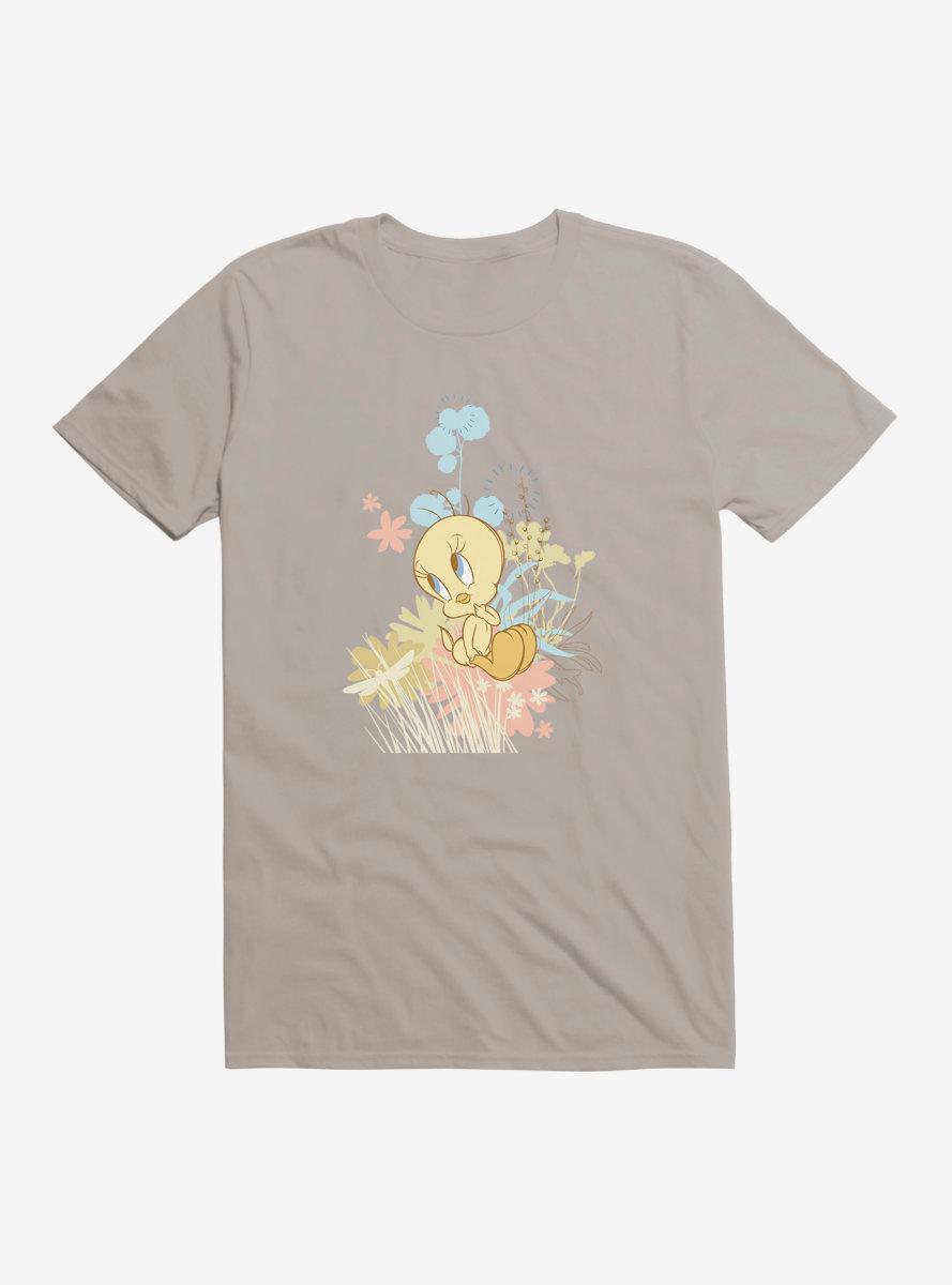 Looney Tunes Tweety Bird Daydreaming T-Shirt