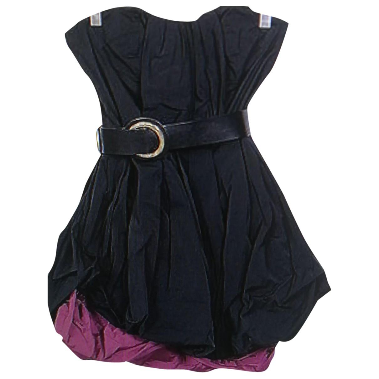 Vestido midi de Seda Guess