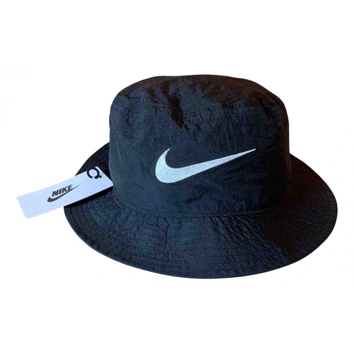 Nike X Stussy \N Hut, Muetzen in  Schwarz Polyester