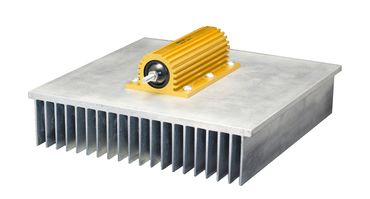 Arcol Ohmite Heatsink, 0.4°C/W, 191 x 248 x 58mm, Screw
