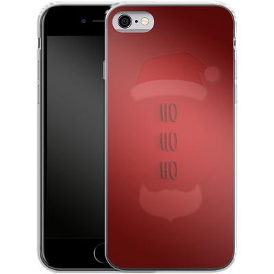 Apple iPhone 6 Silikon Handyhuelle - Ho Ho Ho von caseable Designs