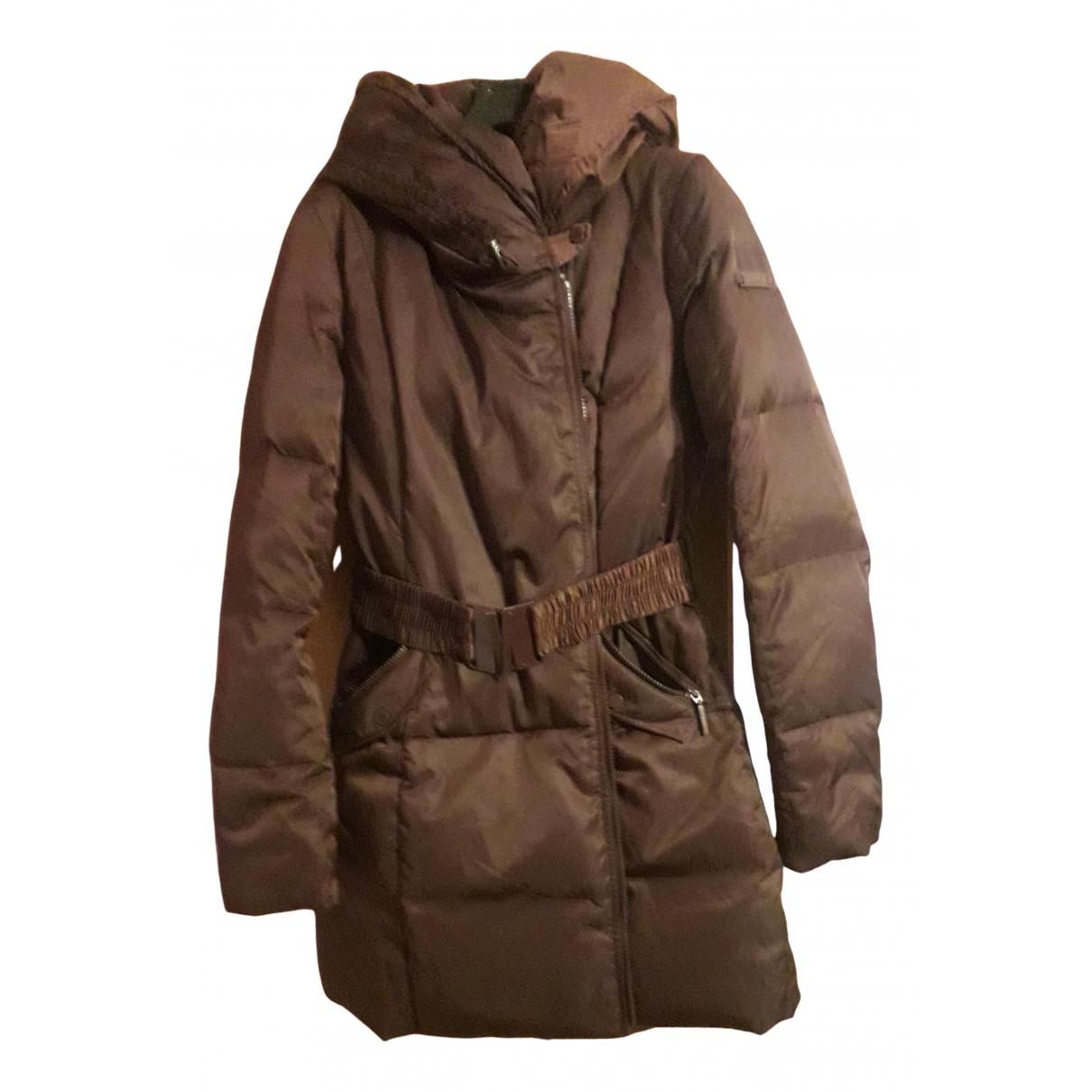- Manteau   pour femme - bordeaux