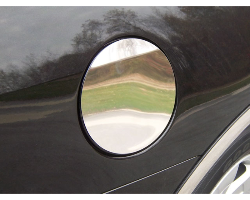 QAA Stainless Gas Cap Door Trim 1Pc 2013-2015 Chevrolet Malibu