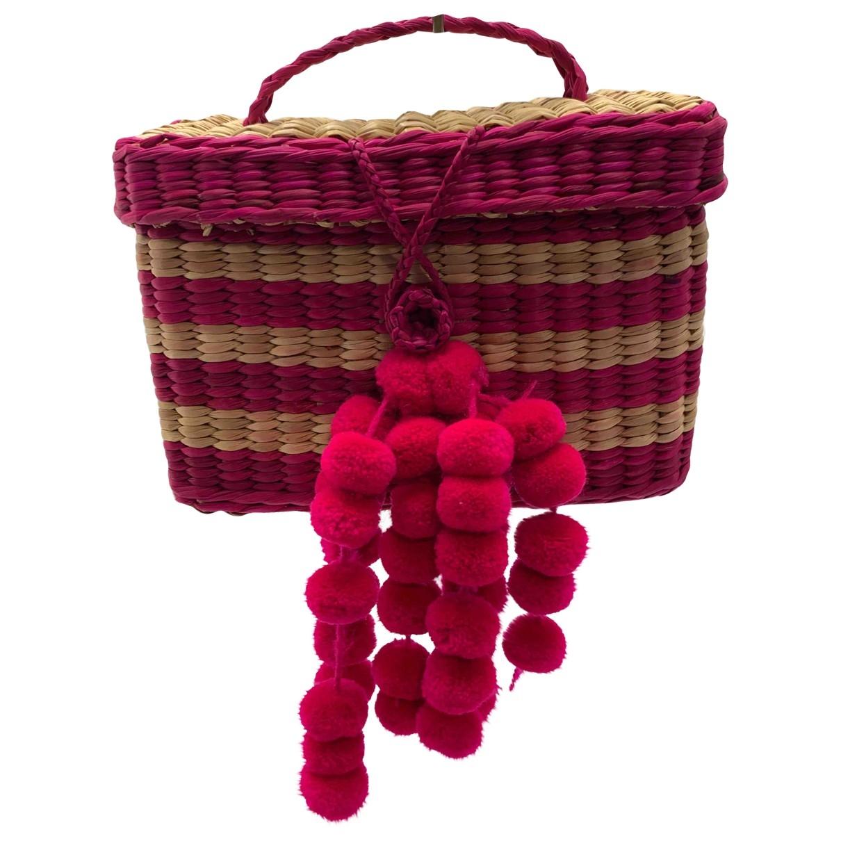 Nannacay \N Multicolour Wicker handbag for Women \N