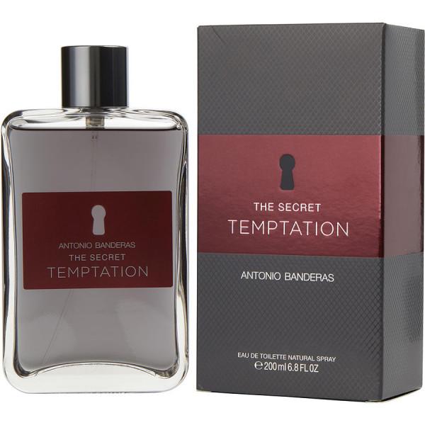 The Secret Temptation - Antonio Banderas Eau de Toilette Spray 200 ml