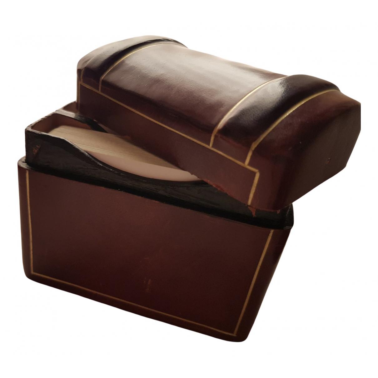 - Objets & Deco   pour lifestyle en autre - marron
