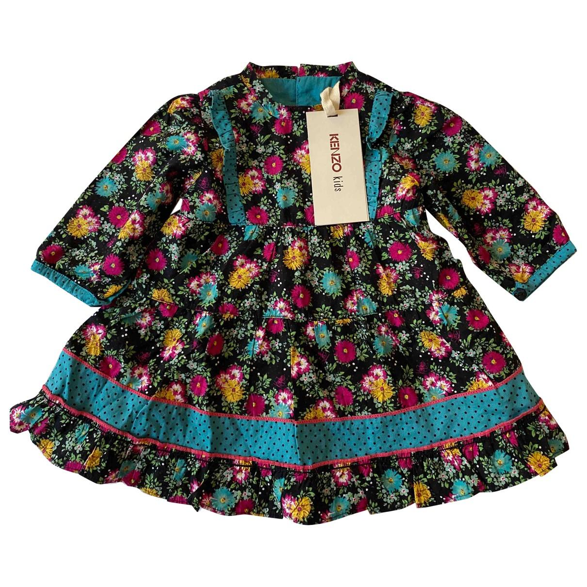 Kenzo - Robe    pour enfant en coton