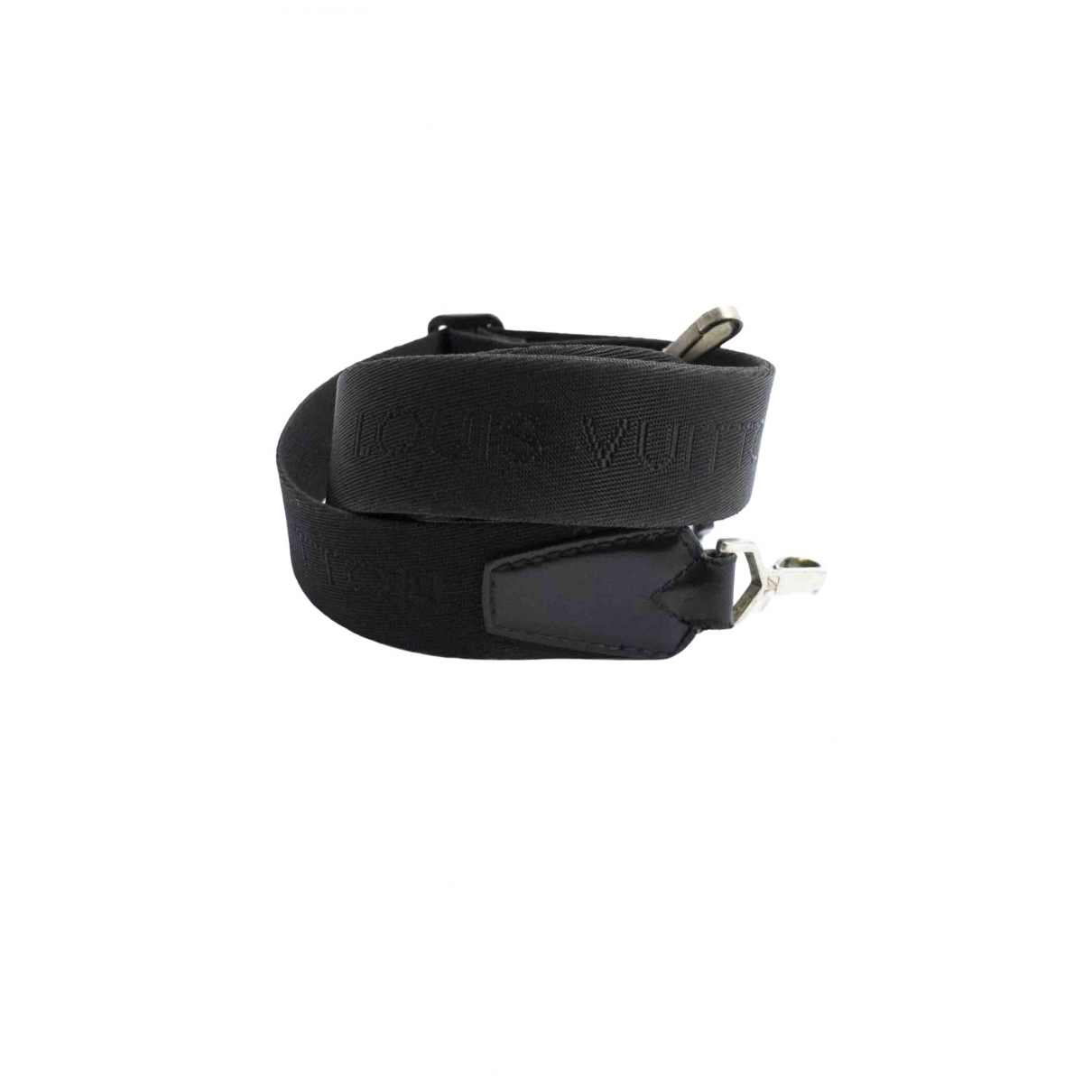 Louis Vuitton \N Black Cloth Purses, wallet & cases for Women \N