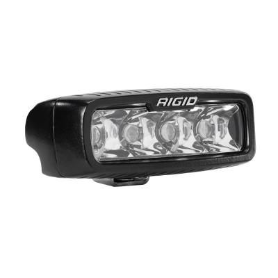 Rigid Industries SR-Q Series Single Row 10 Deg. Spot LED Light - 904213
