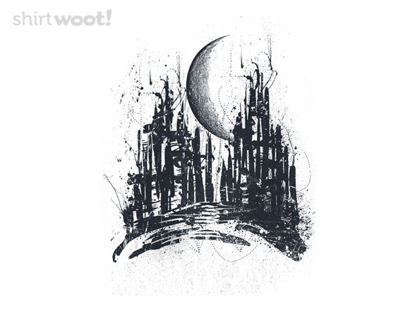 Dystopia City T Shirt