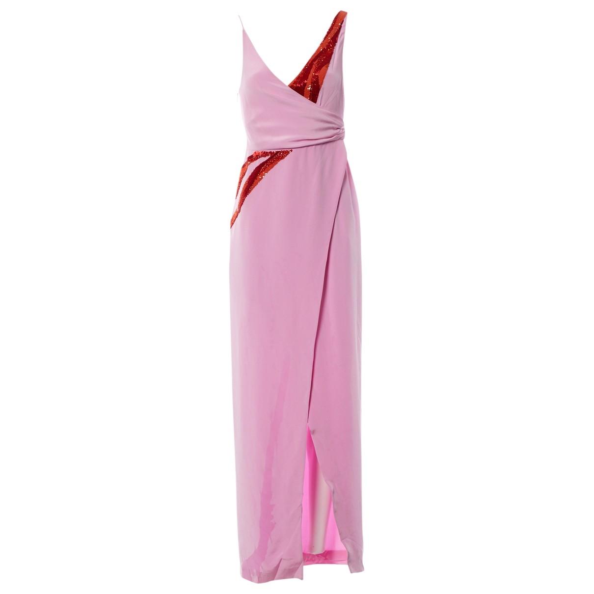 Emilio Pucci - Robe   pour femme en soie - rose