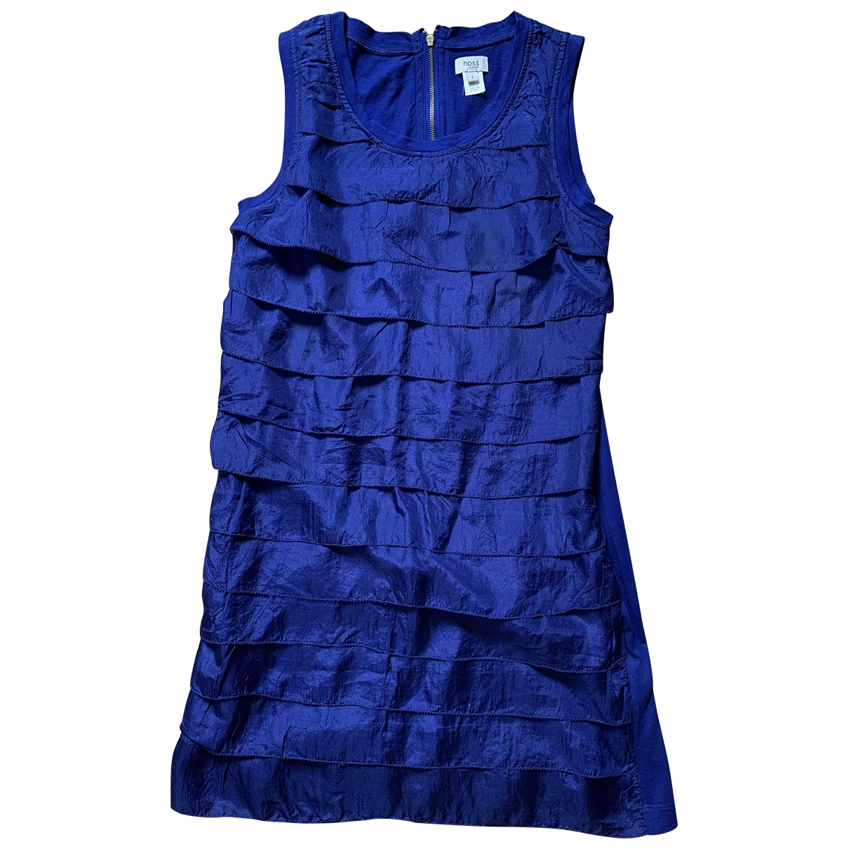 Hoss Intropia \N Kleid in  Lila Seide