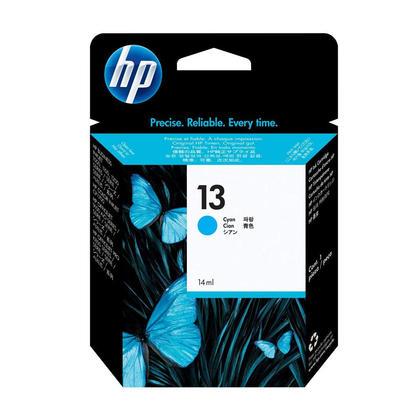 HP 13 C4815A Original Cyan Ink Cartridge