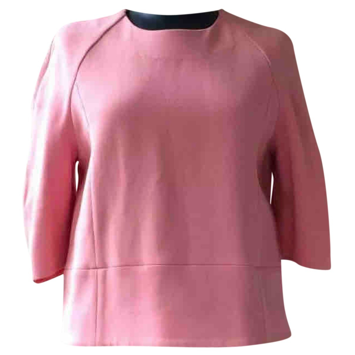 Marni N Pink Wool  top for Women 40 IT