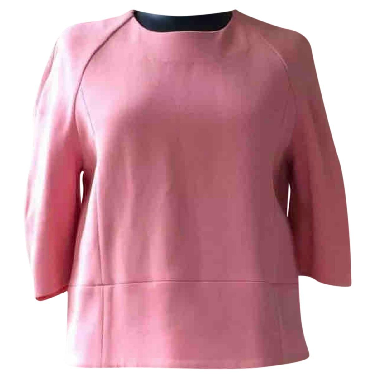 Marni - Top   pour femme en laine - rose