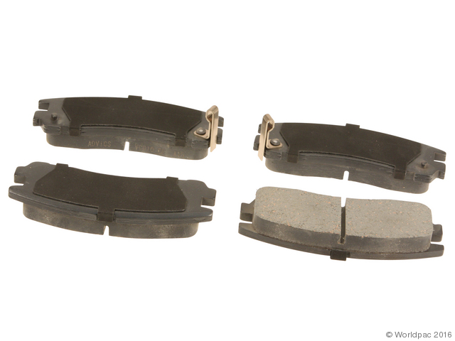 Advics Disc Brake Pad Rear
