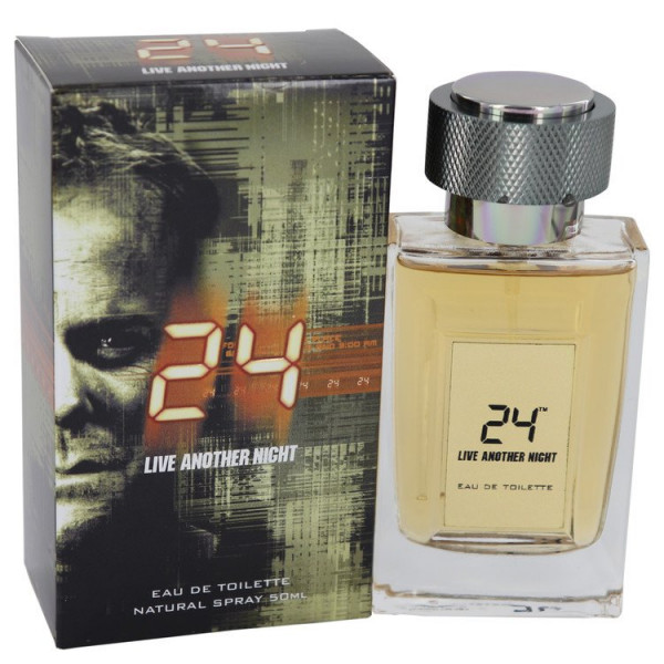 24 Live Another Night - Scentstory Eau de toilette en espray 50 ml