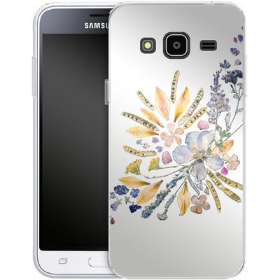 Samsung Galaxy J3 (2016) Silikon Handyhuelle - Bunch Of Brilliance von Kaitlyn Parker