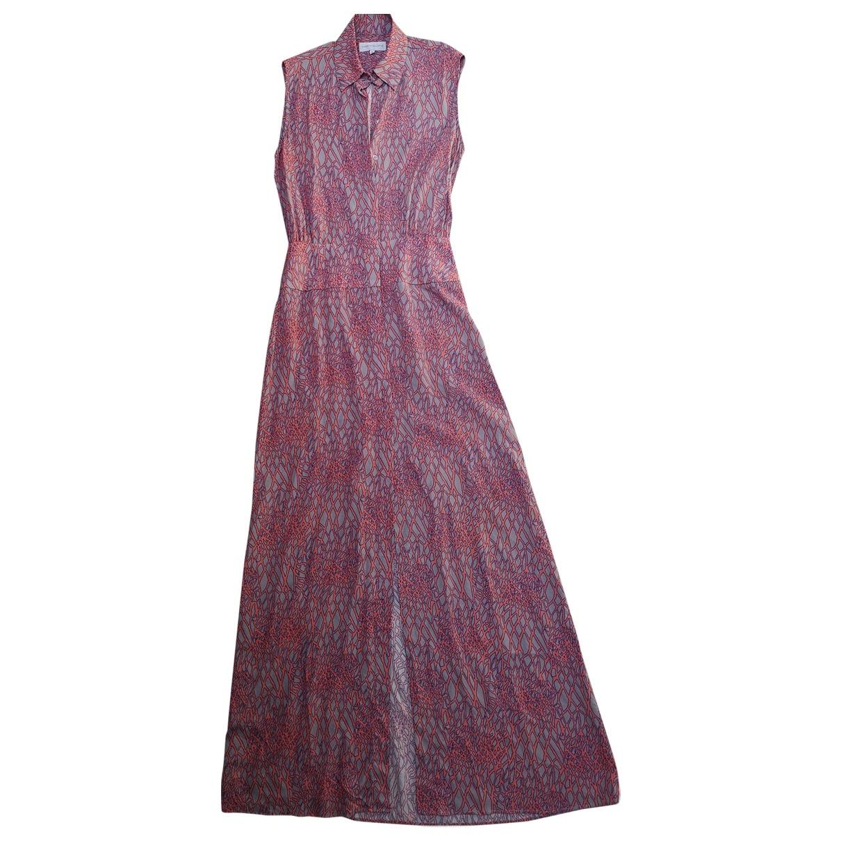 Maxi vestido de Seda Rebecca Vallance