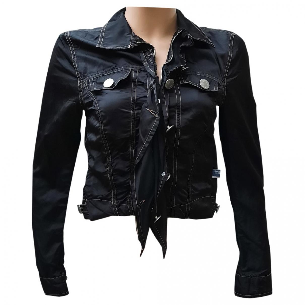 Jean Paul Gaultier \N Black jacket for Women 42 FR