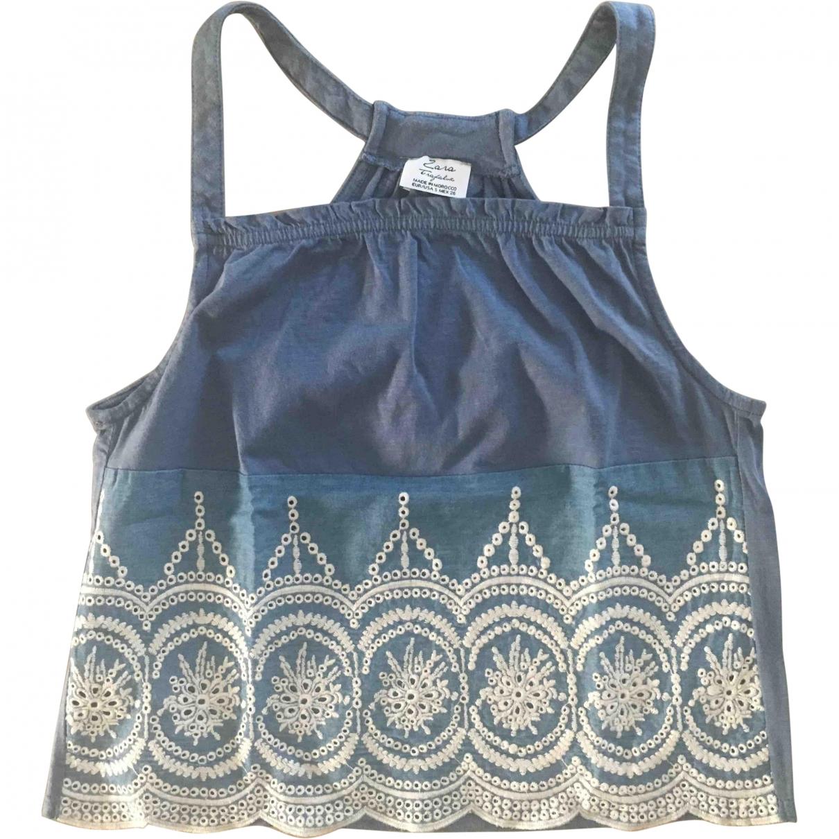 Zara \N Cotton  top for Women S International