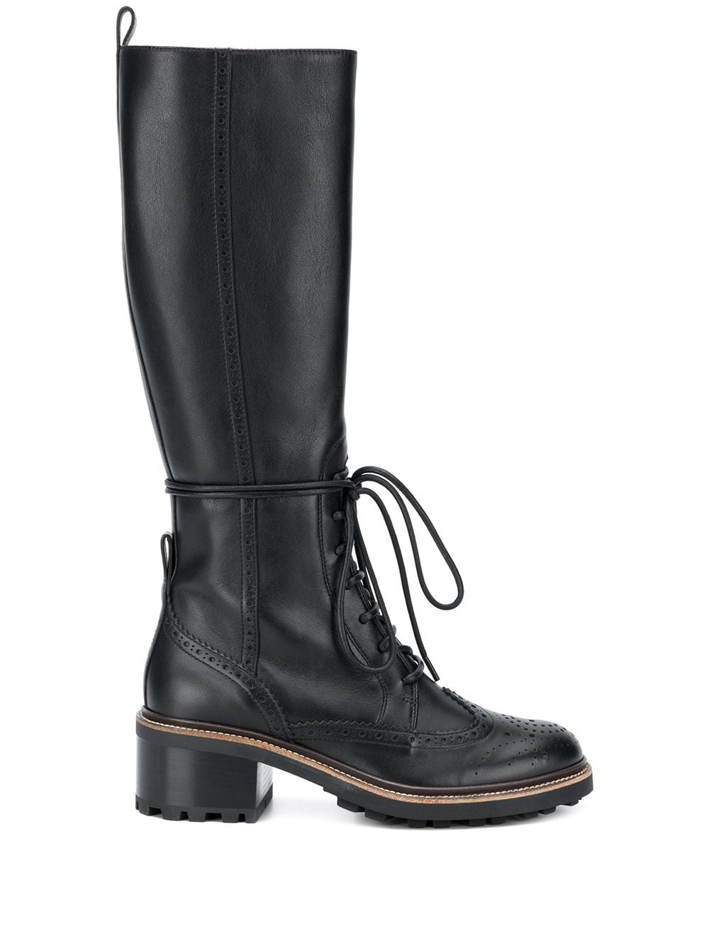 Franne Leather Boots