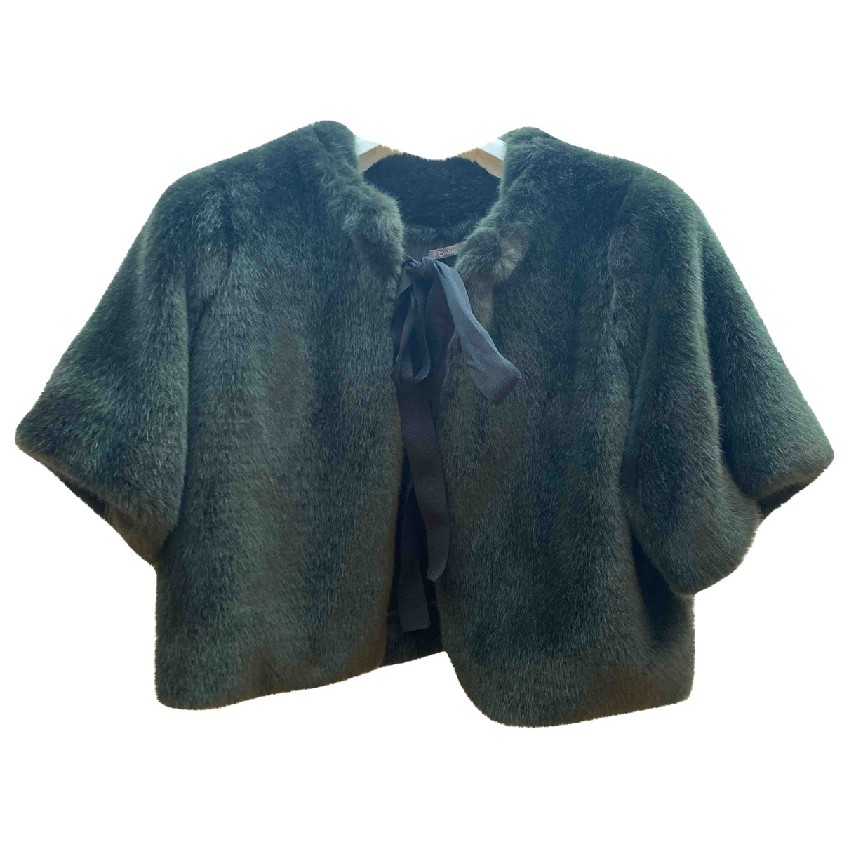 Dixie N Green Faux fur coat for Women 10 UK