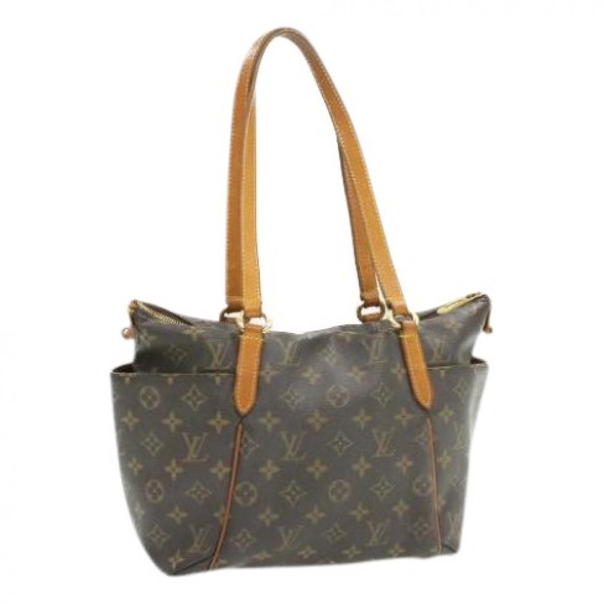 Bolso Totally de Lona Louis Vuitton