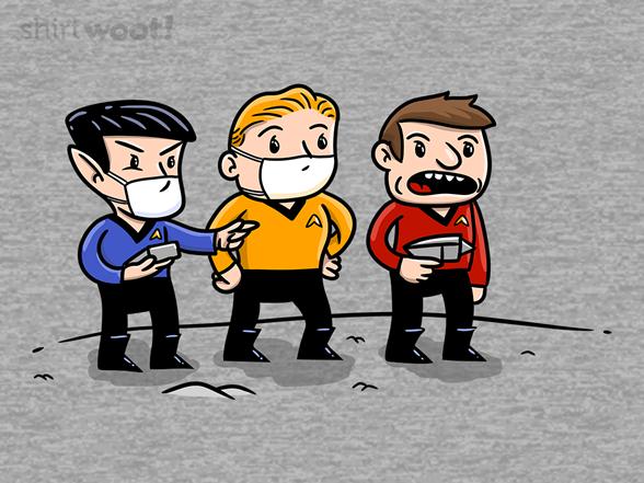 Don't Be A Redshirt T Shirt