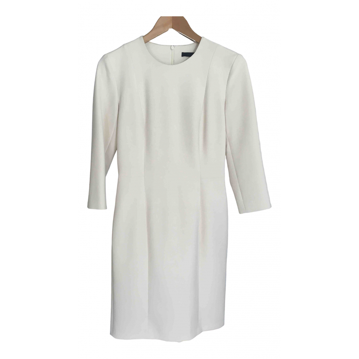 The Row \N Kleid in  Weiss Polyester