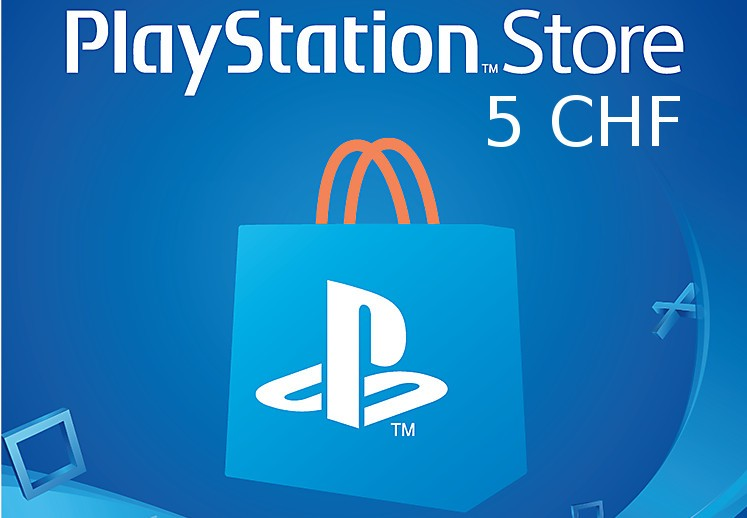 PlayStation Network Card 5 CHF