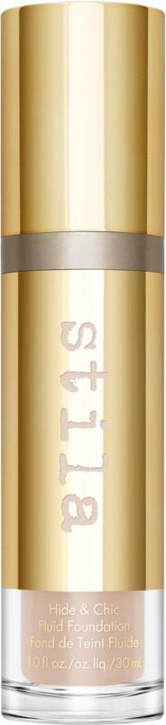 Hide & Chic Fluid Foundation - Light/Medium 3 (for light/medium skin tones w/ neutral undertones)