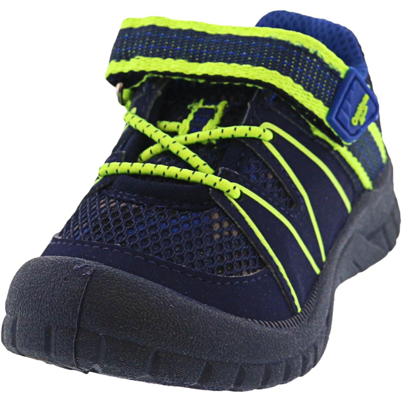Osh Kosh B'gosh Boy's Xavi Navy Ankle-High Sneaker - 4M