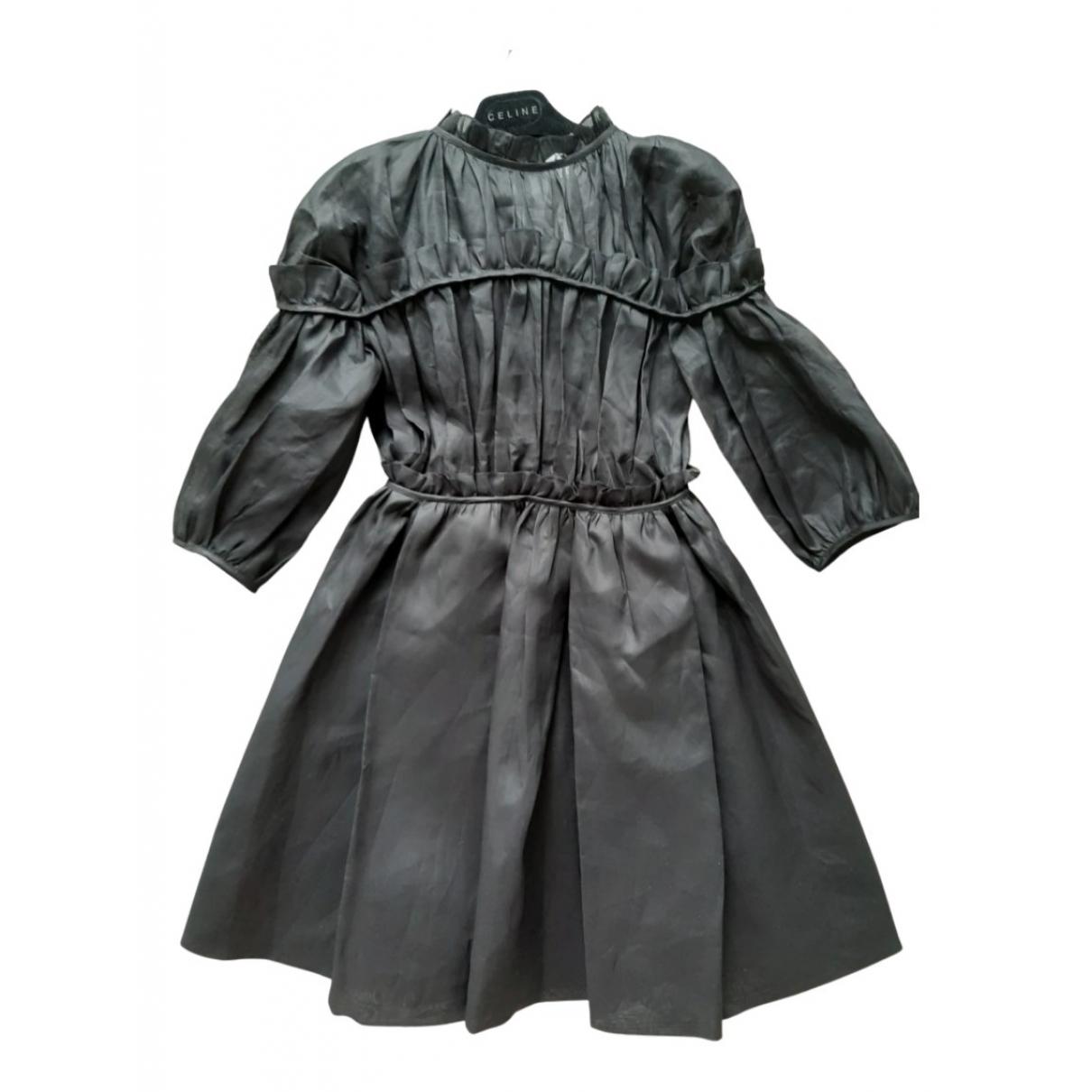 Cecilie Bahnsen - Robe   pour femme en coton - noir