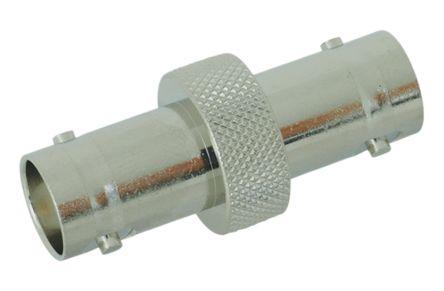 Yuetsu Straight 50Ω Coaxial Adapter BNC Socket to BNC Socket 4GHz