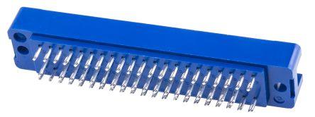 Hirose , 1600 60 Way Rectangular Connector Socket, 2.5mm Pitch