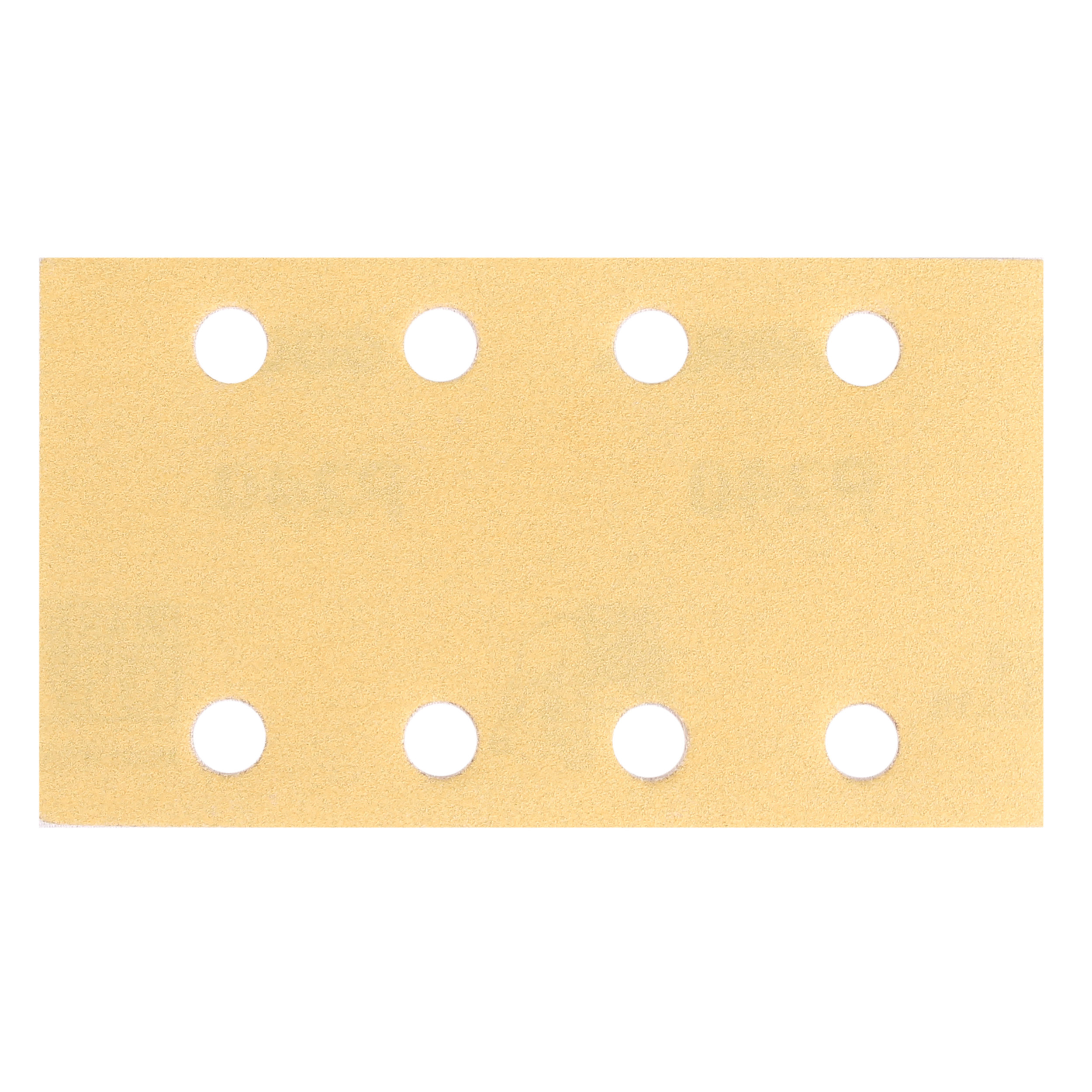 "GOLD 3""x5"" Grip Sandpaper, 8H P120, 50 Sheets/Box"