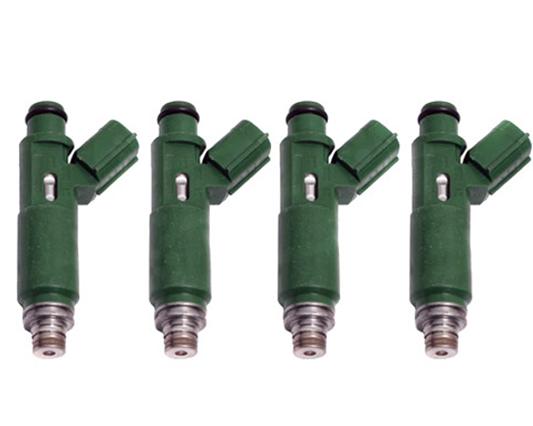 Deatschwerks 22T-00-0550-4 Top Flow Fuel Injector Set 550cc Toyota MR2 1.8L 99-07