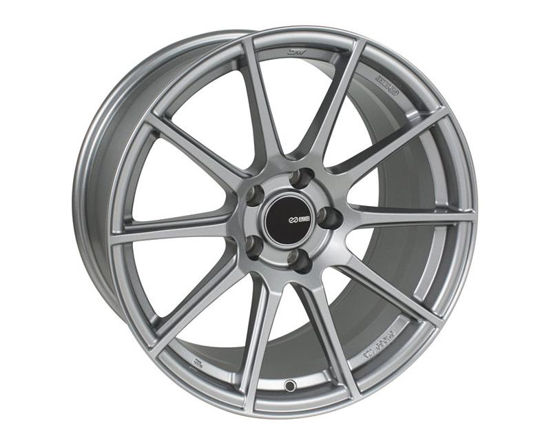 Enkei TS10 Wheel Tuning Series Storm Gray 18x8 5x114.3 40mm