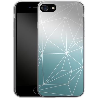 Apple iPhone 8 Silikon Handyhuelle - Simplicity 2 von Mareike Bohmer